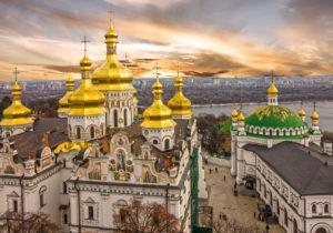 pałac w Ukrainie