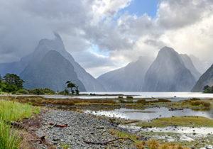 krajobraz nowej zelandii