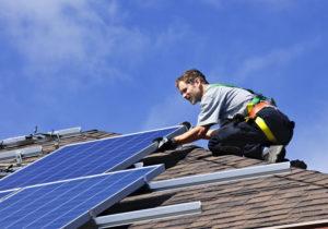 Montaż kolektorów słonecznych